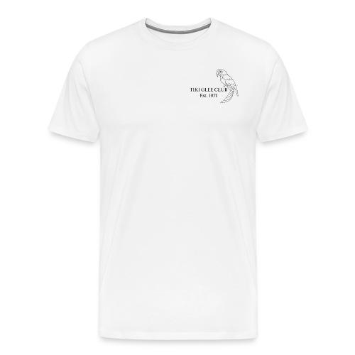 Tiki Glee Club - Mens - Men's Premium T-Shirt