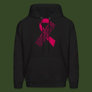 FOTR Breast Cancer Awareness hoodie - Men's Hoodie
