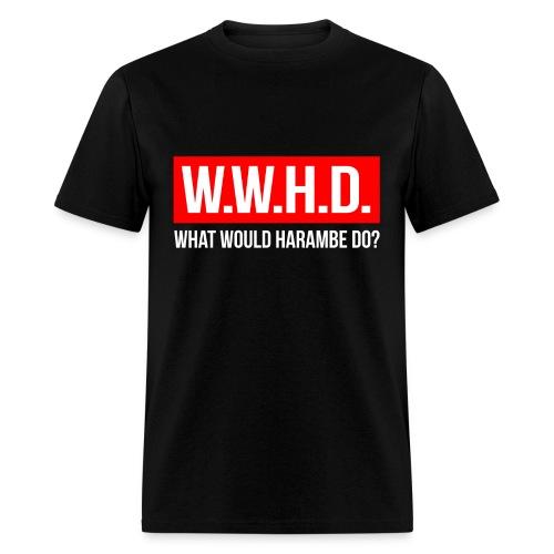 WWHD - Men's T-Shirt