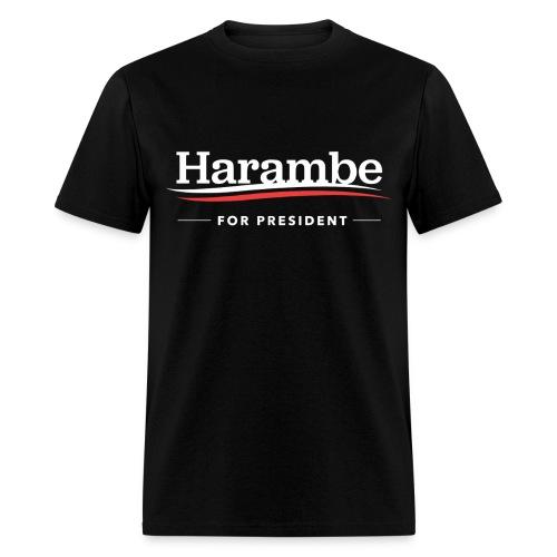 Harambe For President - Men's T-Shirt