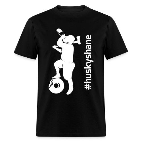 Husky Men's shirt - Men's T-Shirt