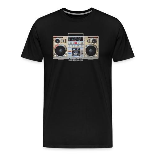 Conion TC-999 Boombox - Men's Premium T-Shirt