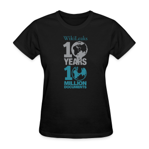 10 Years 10 Million Docs - Women's T-Shirt