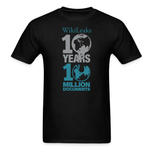 10 Years 10 Million Docs - Men's T-Shirt