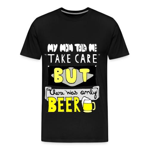 People Who Drink Beer - Men's Premium T-Shirt