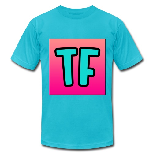 TalkativeFilms Basic Mens T-Shirt - Men's Fine Jersey T-Shirt