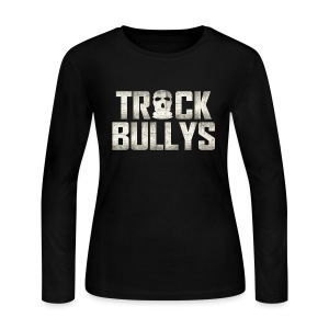 Womans Track Bully Long Sleeve - Women's Long Sleeve Jersey T-Shirt