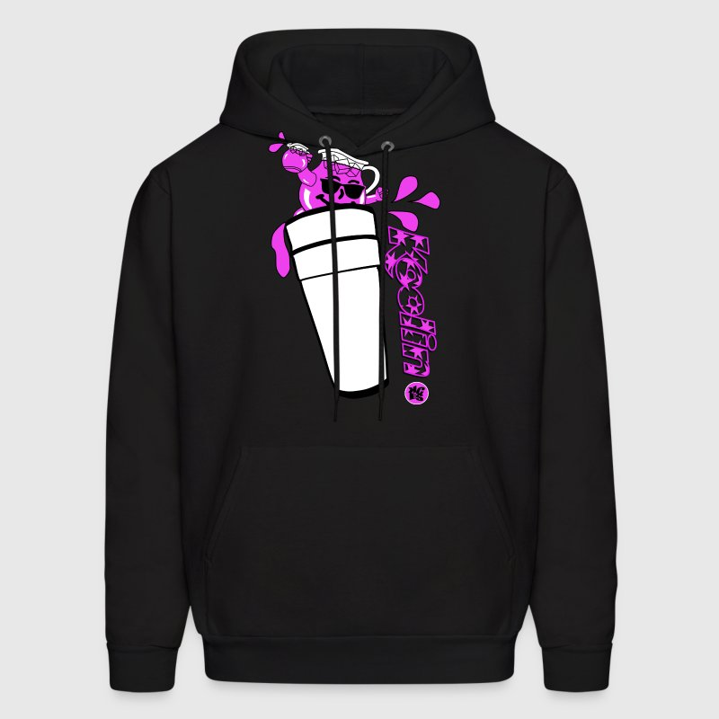 2Cups Koolin - Men's Hoodie