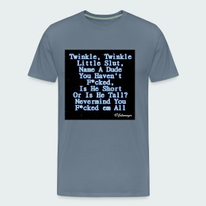 Up to 5XL- Twinkle Twinkle - Men's Premium T-Shirt