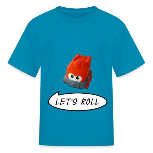 Cute Toy Truck Tee - Kids' T-Shirt