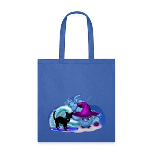 Halloween at the Beach - Tote Bag