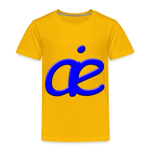 AEI Toddler's Premium TShirt - Toddler Premium T-Shirt