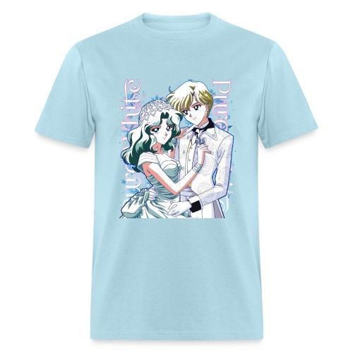 Pure White - Men's T-Shirt
