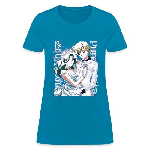 Pure White - Women's T-Shirt