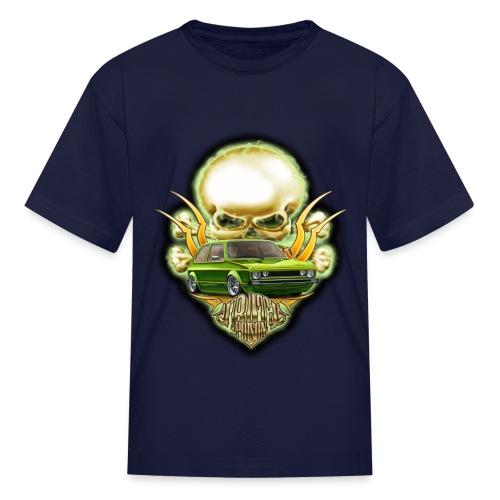 Mk1 Car Tuning - Rat Poison - Kids' T-Shirt