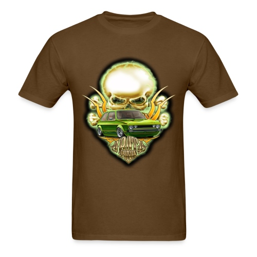 Mk1 Car Tuning - Rat Poison - Men's T-Shirt