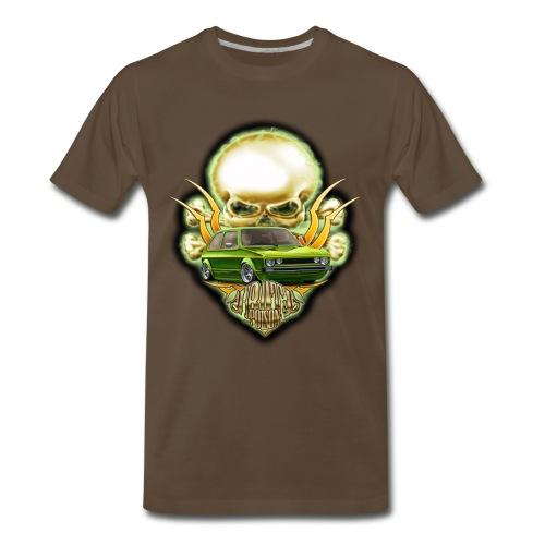 Mk1 Car Tuning - Rat Poison - Men's Premium T-Shirt