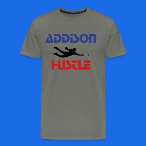 Addison Hustle Premium - Men's Premium T-Shirt