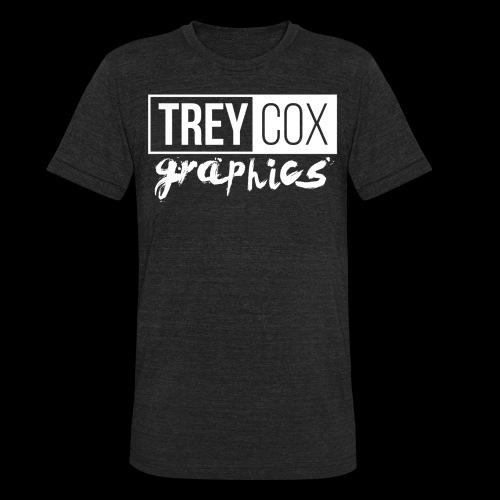 Trey Cox Graphics Tri-Blend Tee - Unisex Tri-Blend T-Shirt