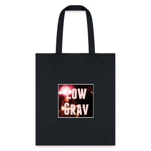 LowGrav Tote! - Tote Bag