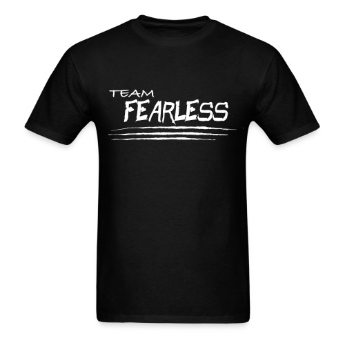 Team Fearless Tee - Men's T-Shirt