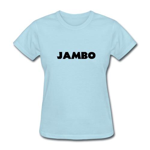 Jambo! - Womens - Women's T-Shirt