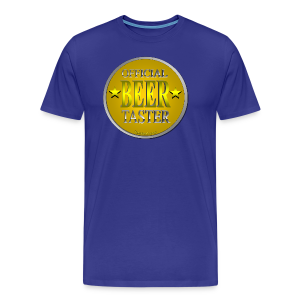 Official Beer Taster Men's Premium T-Shirt - Men's Premium T-Shirt