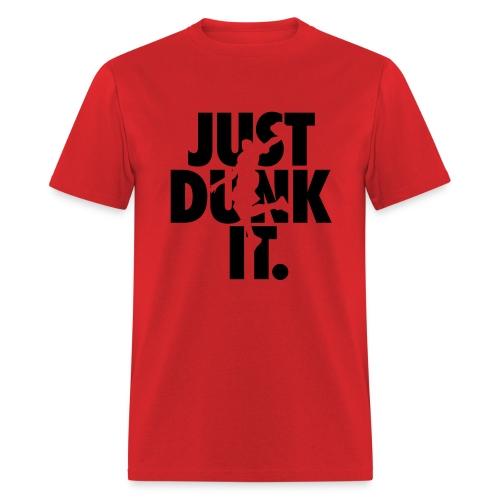 Just dunk it - Men's T-Shirt