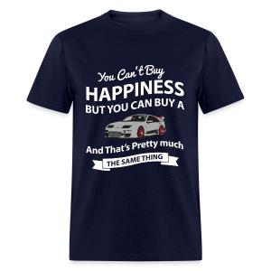 300zx = Happiness - Men's T-Shirt