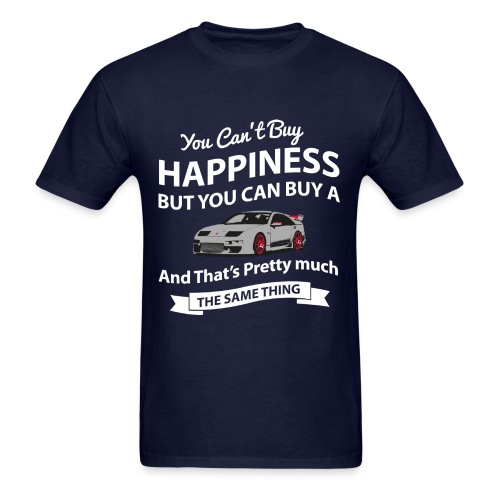 300zx = Happiness - Men's T-Shirt