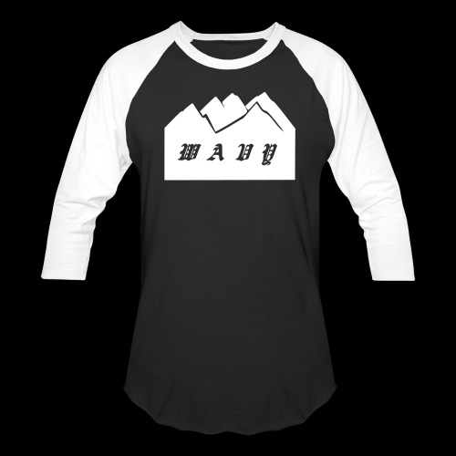 Baseball Black/White - Baseball T-Shirt