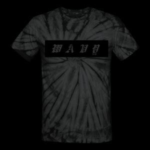 Tye Dye W/ Back Print - Unisex Tie Dye T-Shirt