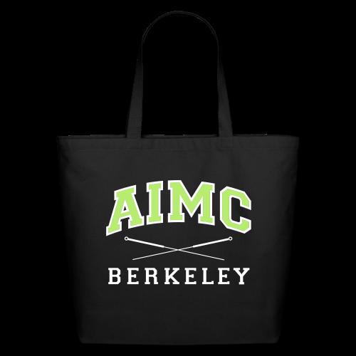 Black tote bag AIMC Berkeley - Eco-Friendly Cotton Tote