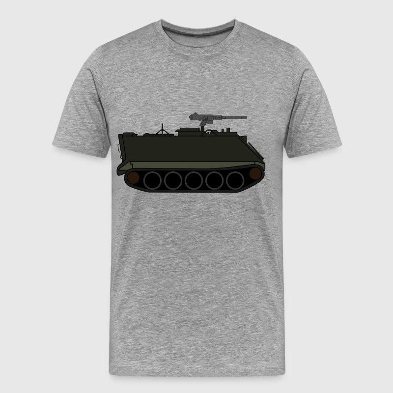 M113 Armoured Personnel Carrier - Men's Premium T-Shirt
