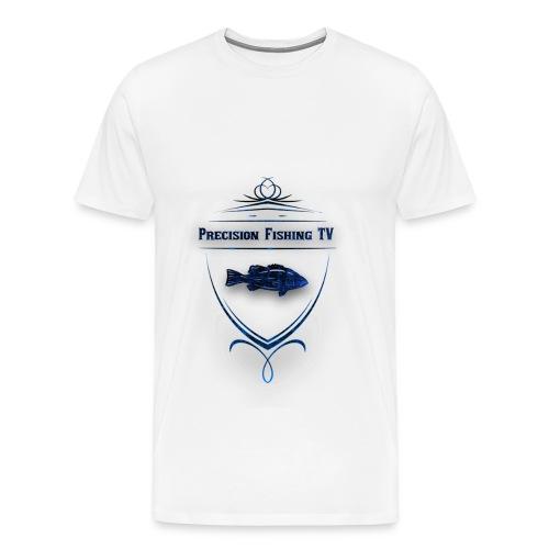 PFT mens white t shirt - Men's Premium T-Shirt
