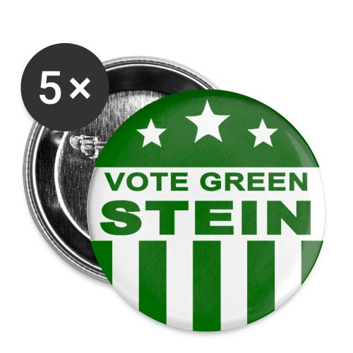Vote Green Stein - Small Buttons