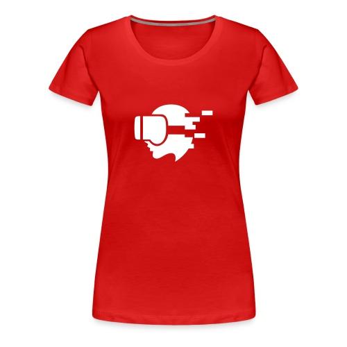 Hyper Virtual Reality - Women's Premium T-Shirt