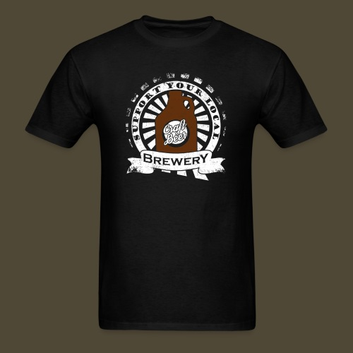 Support Your Local Brewery Lite - Men's T-Shirt