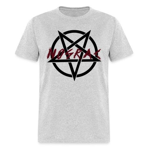 NOSRAC Pentagram - Men's T-Shirt