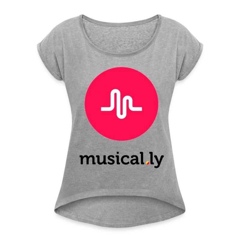 musically logo t shirt spreadshirt. Black Bedroom Furniture Sets. Home Design Ideas