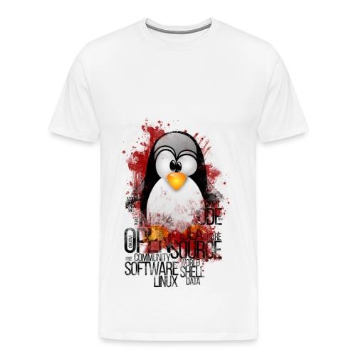 Open Source  - Men's Premium T-Shirt