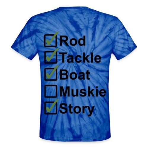 PFT tie dye  - Unisex Tie Dye T-Shirt