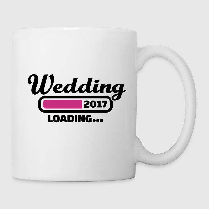Wedding 2017 Mugs & Drinkware - Coffee/Tea Mug