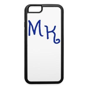 MK iPhone 6/6s rubber case - iPhone 6/6s Rubber Case