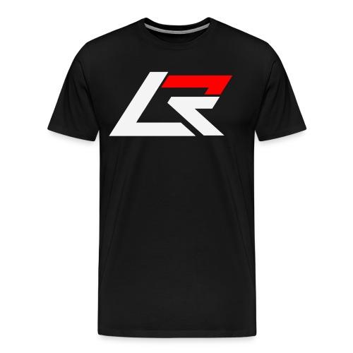 LR T-Shirt Blk - Men's Premium T-Shirt