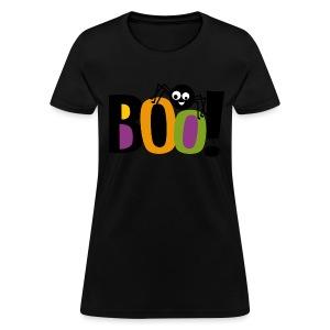Boo! Womens - Women's T-Shirt