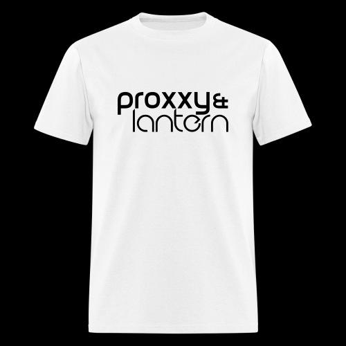 Proxxy & Lantern Standard White T-Shirt - Men's T-Shirt