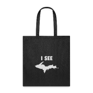 Bags & backpacks ~ Tote Bag ~ I See U.P.