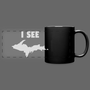 I See U.P. - Full Color Panoramic Mug