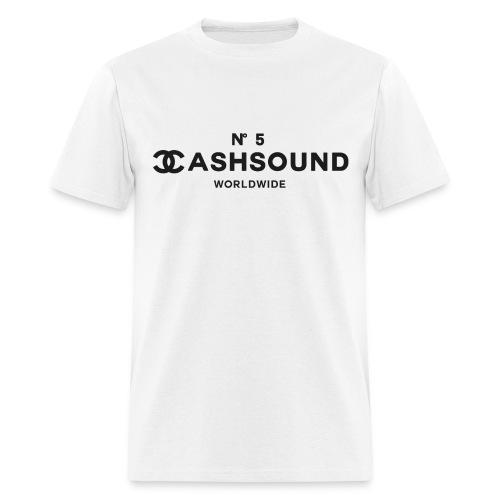 Cashsound Worldwide Tee - Men's T-Shirt